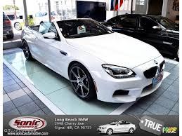 2015 m6 bmw 2015 alpine white bmw m6 convertible 95042895 gtcarlot com