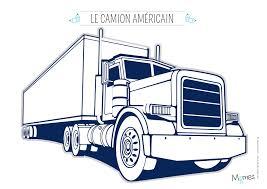 coloriage camion l dessincoloriage