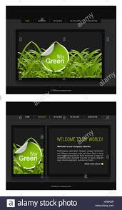 format html sed website template easy to use in adobe photoshop flash or stock