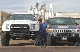 2005 Ford F250 Utility Truck - f250r raptorizes the super duty photo u0026 image gallery