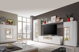 Wohnzimmer Ohne Wohnwand Hbz Meble Wohnwand Prag Mit Beleuchtung Möbel Letz Ihr Online Shop