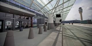 Atlanta Airport Terminal Map Atlanta Hartsfield Jackson International Airport Guide