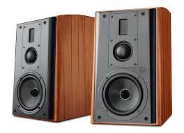 Bookshelf Speaker Design M3a Swan Speakers