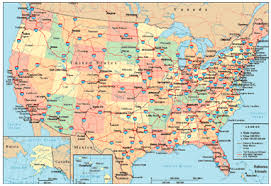 map us interstate system map us highways system pre interstate us highway system map usa