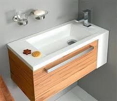 narrow depth bathroom vanity image of narrow depth bathroom