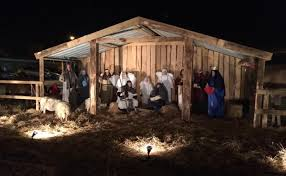 reason for the season comes to life with nativity display wbbj tv