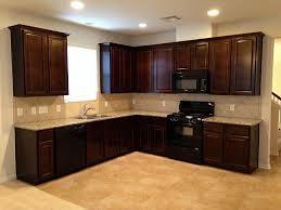 Black Kitchen Cabinets Black Kitchen Cabinets With Black Appliances U2014 Interior U0026 Exterior