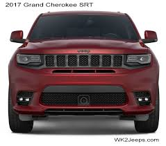 jeep srt jeep grand cherokee wk2 6 4l srt8