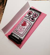 valentine u0027s candy bar craft for kids great for class parties