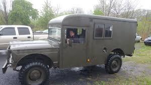 jeep kaiser custom 1968 jeep kaiser m725 ambulance album on imgur