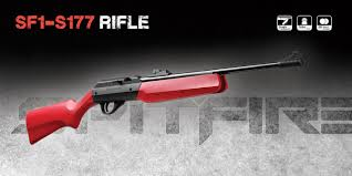 air rifles co2 pcp pneumatic
