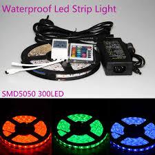5050 smd 300 led strip light rgb ip65 waterproof led strip light 5050 smd 300led 5m rgb led