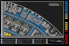star trek enterprise floor plans star trek enterprise floor plans the blueprints com blueprints