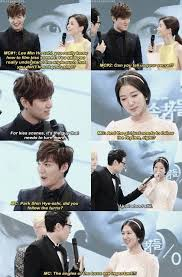 Lee Min Ho Memes - ideal lee min ho park shin hye if she wasn t so shy those kisses