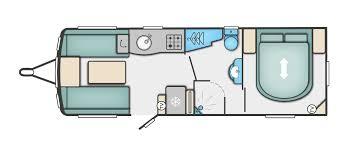 Caravan Floor Plan Layouts Swift Challenger Swift Group