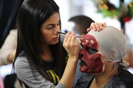 sfx makeup classes school of makeup effects