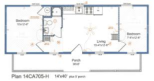 14x40 cabin floor plans tiny house pinterest cabin floor