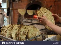 matzo unleavened bread jerusalem 11th apr 2016 an ultra orthodox bakes the