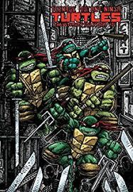 teenage mutant ninja turtles ultimate collection volume 1