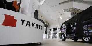 takata lexus models takata airbag losses grow recall costs rising