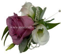 wedding flowers sheffield dimante wrist corsage pink wedding flowers by f hewitt