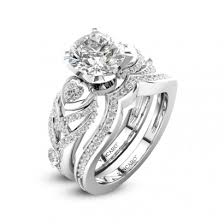 bridal ring set bridal sets bridal ring sets wedding ring sets womens wedding rings