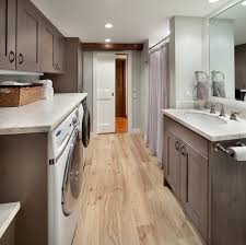 laundry in bathroom ideas laundry bathroom traditional laundry room dc metro by