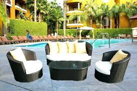 Wicker Patio Furniture Sets On Sale Wicker Patio Furniture Set For Garden Trend Resin Wicker