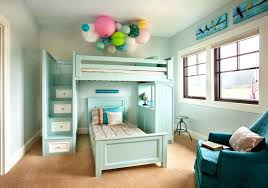 queen loft bed desk chic bunk beds with stairs in kids traditional