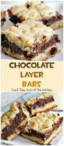 chocolate layer bars can u0027t stay out of the kitchen