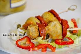 cuisine artichaut brochettes de chorizo et artichaut la cuisine de ponpon rapide et