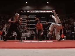 imagenes gif karate karate kid gif find share on giphy