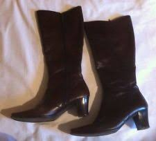 womens boots uk lewis lewis 100 leather knee high boots for ebay