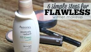 6 simple steps to a flawless face 5 minute makeup routine