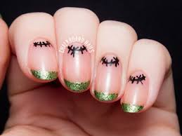 nail art nail polish design ideas lovely pink motif easy simple