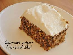 low carb carrot cake joy in our journey