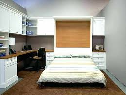 Murphy Bed Office Desk Combo Wall Beds Desk Combo Murphy Bed Office Furniture Simple Built In