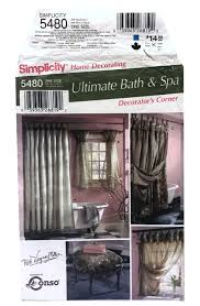 simplicity home decor shower curtain pattern window curtain chair cover pattern