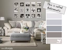 monochromatic is not shades of grey