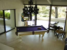 Pool Table Dining Table by Pool Tables Dining With Classic Silver Painting Design Feat Purple