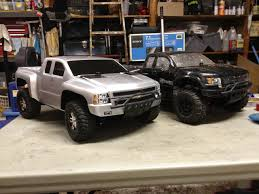 Ford Raptor Nitro Truck - what bodies fit this truck