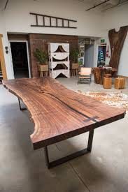 Walnut Dining Room Table 61 Best Live Edge Work By Made Lumber Images On Pinterest Tables