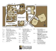 Texas State Campus Map Weatherford Weatherford College