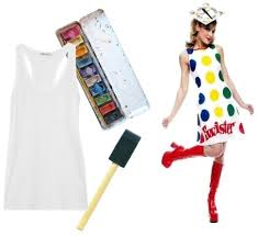 Red White Blue Halloween Costumes Easy Diy Halloween Costumes College Budget College Gloss