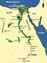 nile river on map nile river and god of ancient ancient