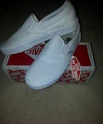 Jual Vans White buy jual vans all white