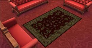 Traditional Persian Rug by Mod The Sims 6 Traditional Persian Rug