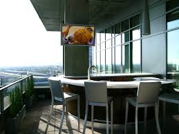 Patio Sound System Design by Sound Decision Is A Los Angeles Home Automation Company