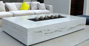 Concrete Firepit Diy Gas Pit Table Pit Design Ideas