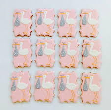 bluebell biscuiterie new baby biscuits handmade to order